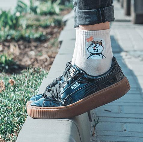 Шкарпетки Середні Жіночі Чоловічі City-A More than dope з Сенді Рожеві 37-41, фото 2