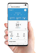 Кондиционер Samsung GEO inverter Wi-Fi AR24TXFYAWKNUA, фото 3