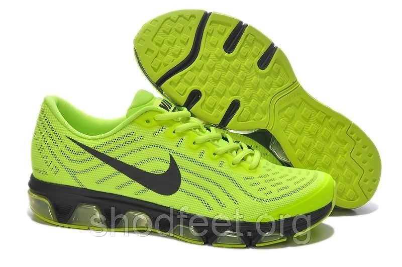 Мужские кроссовки Nike Tailwind 6 Green/Black