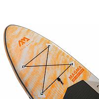 Сапборд Aqua Marina Magma 11'2 2021 - надувная доска для САП сёрфинга, sup board, фото 3