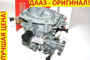 Карбюратор ВАЗ-2108 ДААЗ Оригинал! 1.3л (Солекс) 2108-1107010 (2109, 21099)