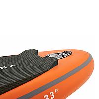 Сапборд Aqua Marina Magma 11'2 2021 - надувная доска для САП сёрфинга, sup board, фото 4