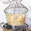 Складна сітка - друшляк Magic Kitchen Chef Basket, фото 5