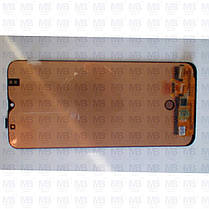 Дисплей с сенсором Samsung A505 Galaxy A50 2019 OLED, Black!, фото 2