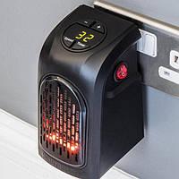 Портативный тепловентилятор дуйчик Handy Heater, электрообогреватель для дачи зимой, мини обогреватель, Rovus