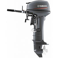 Лодочный мотор Yamaha 15FMHS  - подвесной мотор для яхт и рыбацких лодок, фото 2