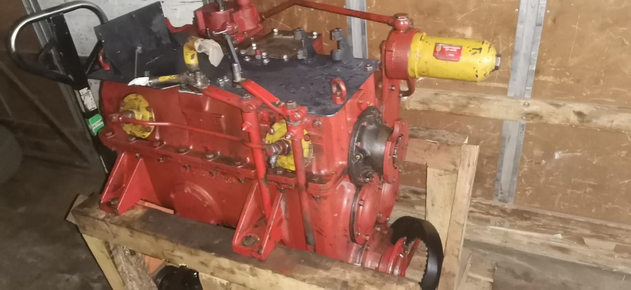 Модернизация КПП тракторов К-700А и К-701