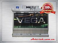 Акумулятор Vega LE 6CT-50-1 50Ah/480A L+ 1 (ВЕГА) WESTA (ВЕСТА) Автомобільний АКБ Кислотний Україна ПДВ