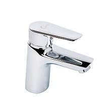 Смеситель для умывальника Q-tap Tenso CRM 001 QTTENCRM001, КОД: 1684712
