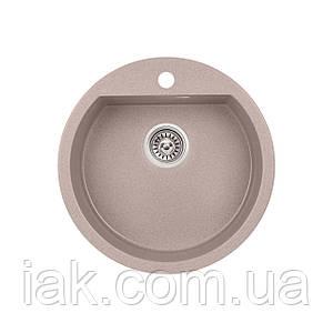 Кухонна мийка Qtap CS D510 BEI (QTD510BEI551)