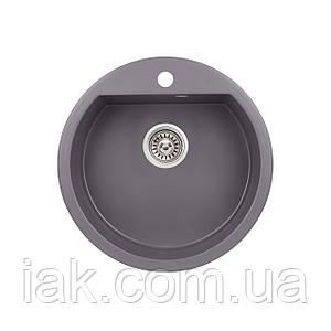 Кухонна мийка Qtap CS D510 GRE (QTD510GRE471)
