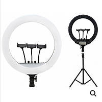 Кольцевая LED лампа RL-18 диаметром 44см (7357) #S/O