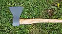 Топор столярный классический 2 кг с топорищем, фото 4