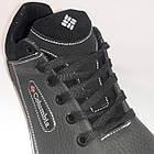 Кросівки Adidas р. 40 шкіра Харків чорні, фото 5