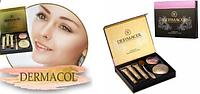 Косметический подарочный набор декоративной косметики DERMACOL 6in1 для красоты лица любой девушки или женщины