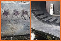 Ремонт тракторных колес, гусениц и траков Дорожно-ремонтной и строительной техники