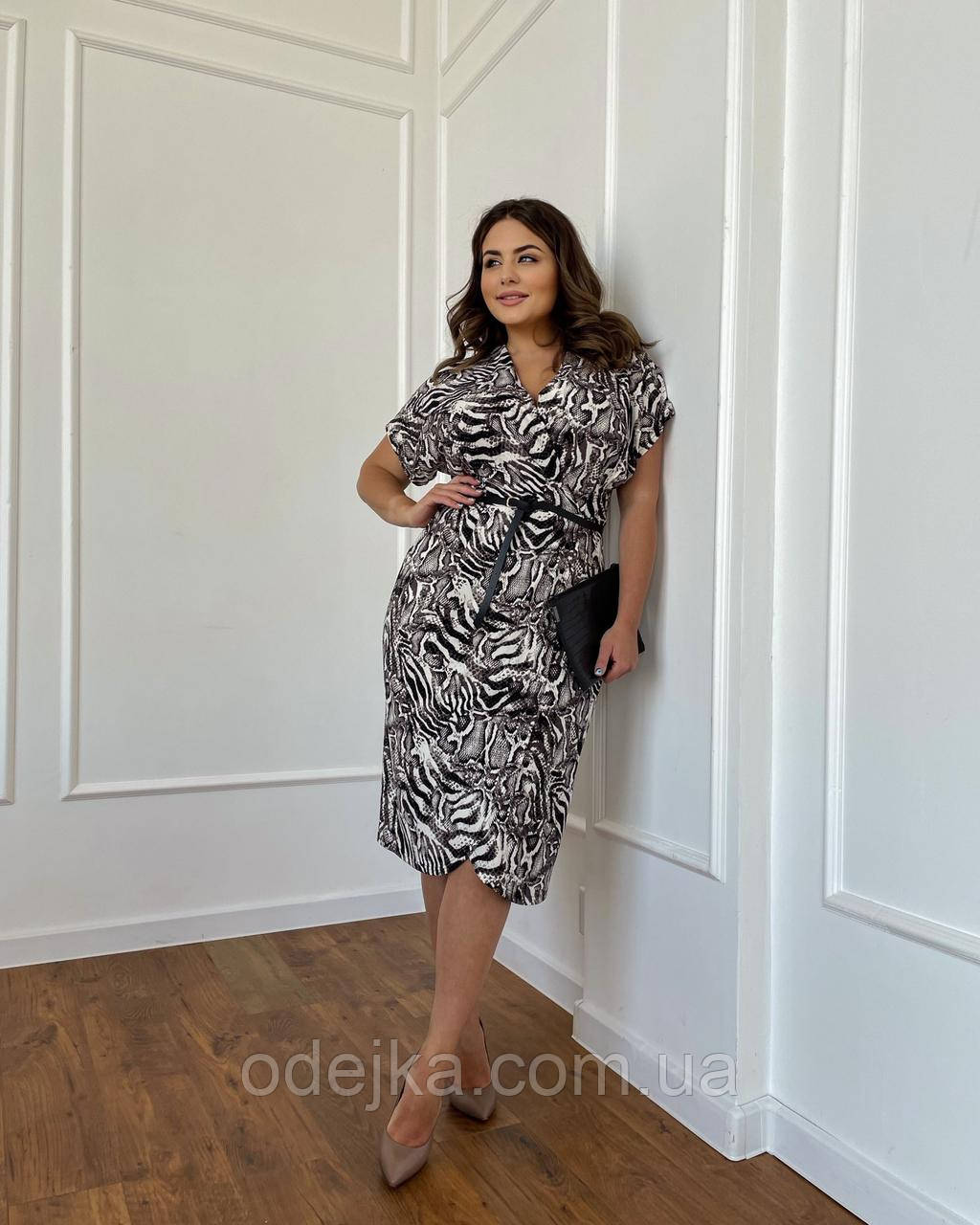 Платье Интрига питон