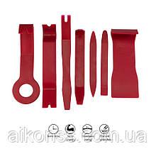 Лопатки монтажні для автомобільних панелей 7 шт. набір інструмент автоелектрика