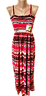 "Сарафан женский ""Ирма"" хлопок стрейч р. 48-50. От 4шт по 55грн, фото 6"