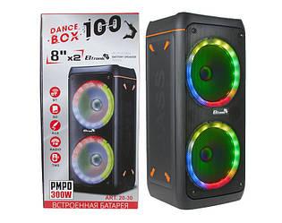 Портативная акустическая система Eltronic 20-30 Dance Box