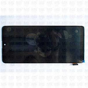 Дисплей с сенсором Samsung A715 Galaxy A71 2020 OLED, Black!, фото 2