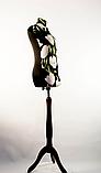 Манекен портновский Любовь 42 размер в чехле с тюльпанами, фото 3