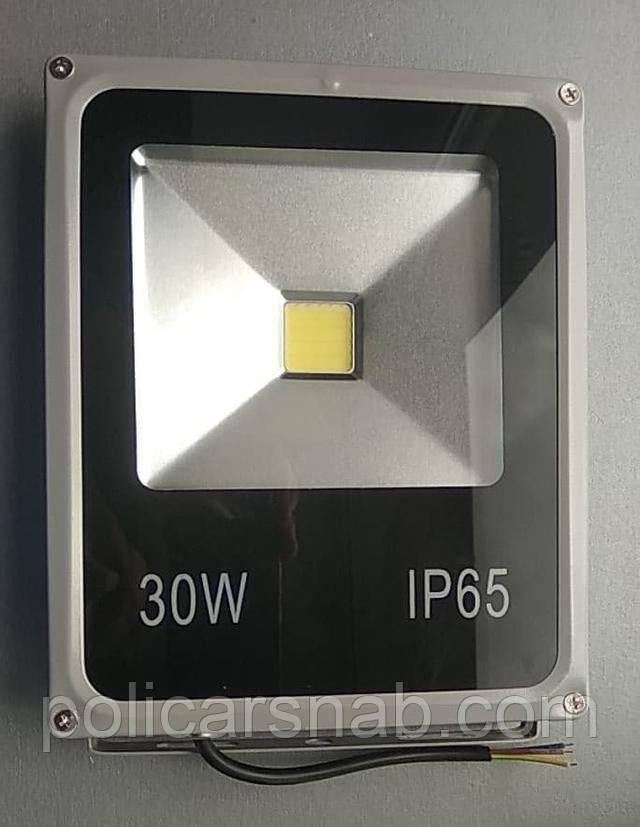 Прожектор світлодіодний з SMD LED-матрицею 30 Вт