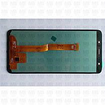 Дисплей з сенсором Samsung A750 Galaxy A7 2018 OLED Black!, фото 3