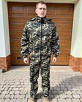 Камуфляжний Костюм Літній Прикордонник, фото 1