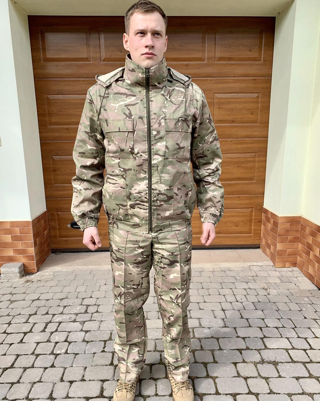 """Камуфляжный Костюм Летний """"Мультикам"""""""