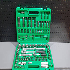 Набор инструмента мужчине мужу водителю для дома гаража СТО автомобиля 108 TOPTUL GCAI108R