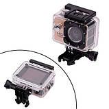 Видеокамера, экшн-камера водонепроницаемая 1080p, A7 + комплект креплений, фото 4