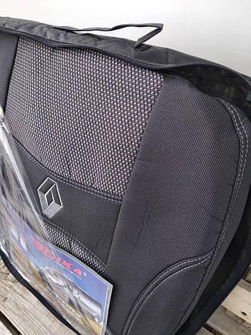 Чехлы RENAULT Trafic II 1+2 2001- (Nika) авточехлы Рено Трафик, фото 2
