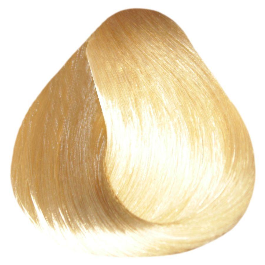 """10/75 """"светлый блондин коричнево-красный"""" Крем-краска для волос ESTEL De Luxe 60 мл."""