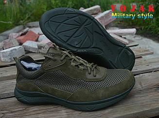 Кросівки літні сітка Спорт GEN2 Олива