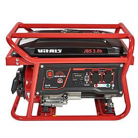 Генератор бензиновый Vitals JBS 3.0b (3,2 кВт)