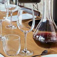 Келихи Vina 480 мл  для вина набор 6 шт