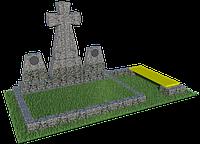 Образец памятника № 71