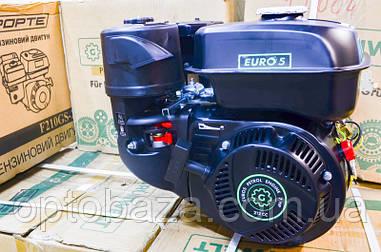 Двигатель Grunwelt GE 210 F-S (вал 20 мм, шпонка) 7,0 л.с. EURO 5