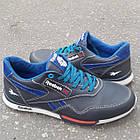 Кросівки Adidas р. 41 шкіра Харків темно-сині, фото 2