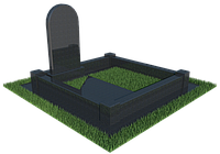 Образец памятника № 706