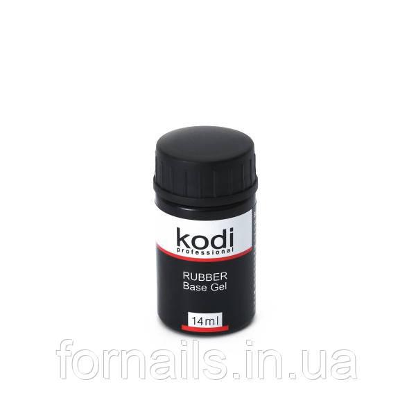 Kodi Rubber Base, 14 мл (без кисти)