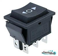 Кнопка-вимикач з самоповерненням 15A/20A 250/125 В приладовій панелі автомобілів