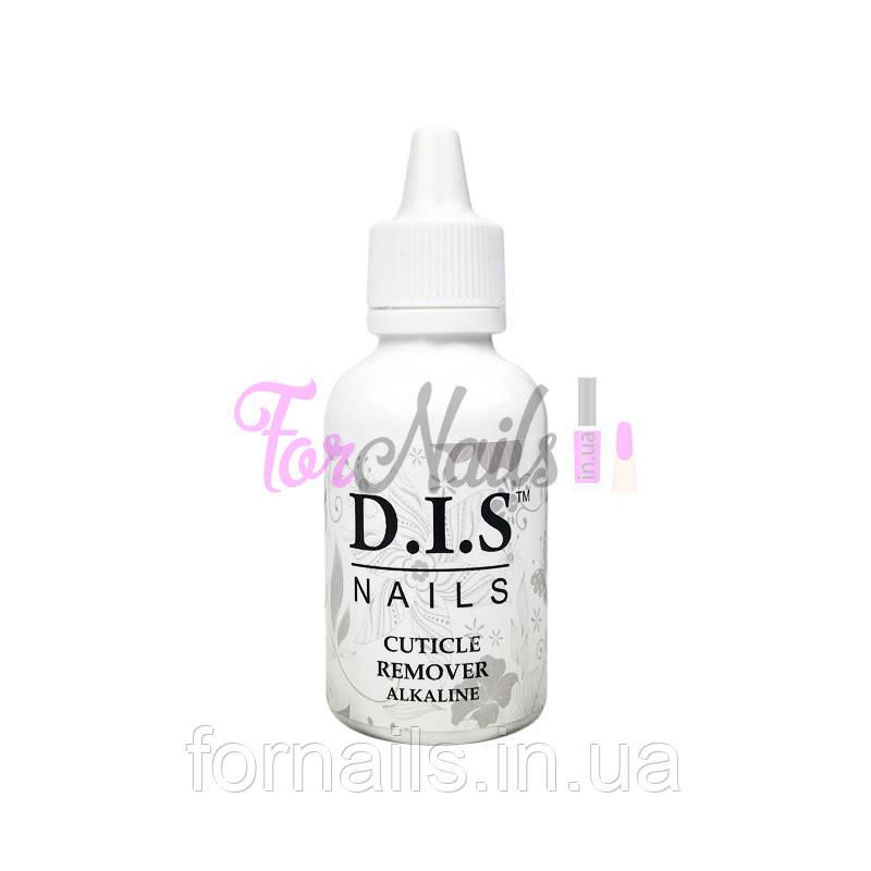 DIS Cuticle Remover - ремувер для кутикулы, 59 мл