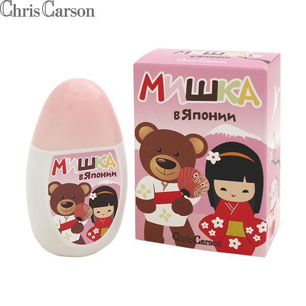 Туалетная вода для детей Мишка в Японии  50 мл (4640007236895)