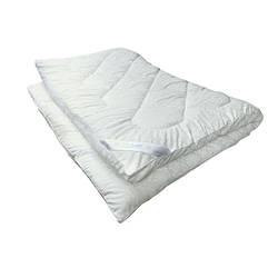 Тонкий матрац-топпер GS Cotton Duo 160х190 см