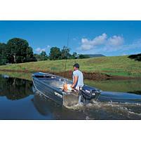 Лодочный мотор Yamaha 15FMHS  - подвесной мотор для яхт и рыбацких лодок, фото 4