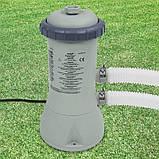 Насос-фильтр картриджный Intex 28638, картридж А, 3785 л/ч, шланг 32 мм, фото 4