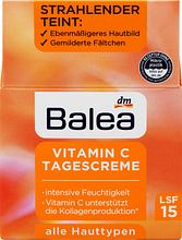Дневной крем для лица с витамином С Balea Tagescreme Vitamin C LSF15 50мл