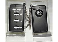 Зажигалка в виде автомобильного брелка ал226